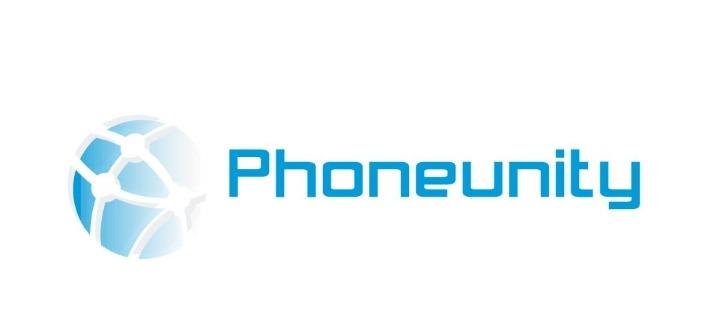 Webpräsenz für Phoneunity