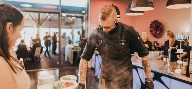 Neue Webseite für Kochwerkstatt Catering aus Wiesbaden