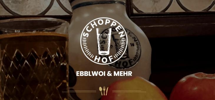 Neue Webseite für den Schoppenhof in Wiesbaden